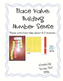 Place Value: Building Number Sense