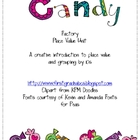 Place Value Candy Factory