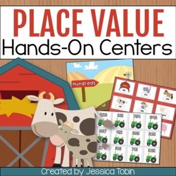 Place Value Down on the Farm