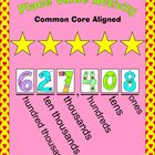 Place Value Freebie - Common Core Aligned