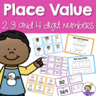 Place Value Fun Pack (Up to 999, extension activity up to