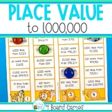 Place Value Games - 1 - 1,000,000