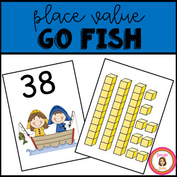 Place-Value Go Fish