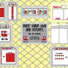 Place Value Mat and Posters