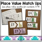 Place Value Match Ups!