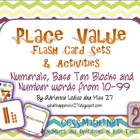 Place Value Math Center - Numbers 10-99 - CCSS 1.NBT