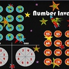 Place Value Number Invaders Board Game - Space Theme