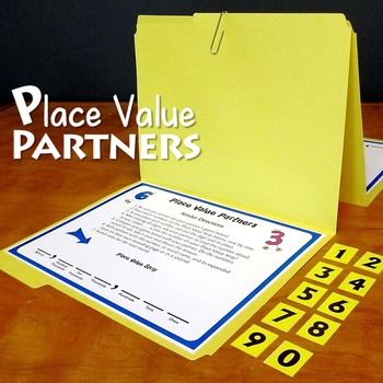 Place Value Partners (2nd, 3rd, 4th and 5th Grade)