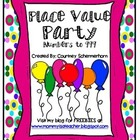 Place Value Party &amp; Quiz