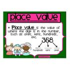Place Value Pee Wee's