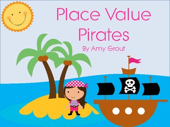 Place Value Pirates Game