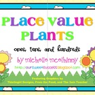Place Value Plants {Smart Board Lessons}