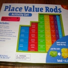 Place Value Rods Math Manipulatives BRAND NEW!