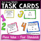 Place Value Task Cards {2nd Grade Common Core}