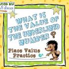 Place Value~ The Value of a Digit