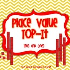 Place Value Top-It