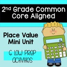 Place Value Unit: 5 ways to make a number