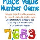 Place Value: What's the Value of the Number