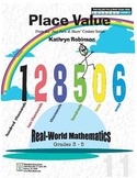 Place Value Worksheets | Daily Math Centers | 3rd, 4th, 5th Grade