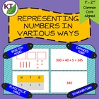 Place Value and Representing Numbers in Various Ways