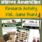 Plains Worksheets and Activities Native American Unit with