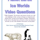 Planet Earth: Ice Worlds Video Questions