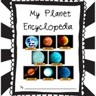 Planet Encyclopedia Research Writing Project Science 3.E.1.1