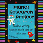 Planet Report Integrated Research Unit