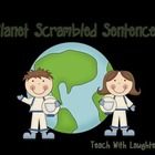 Planet Scrambled Sentences
