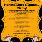 Planets, Stars &amp; Space... Oh My!