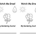 Plant Journal: Watch Me Grow!