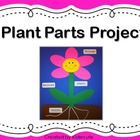 Plant Parts - a Cute Craftivity