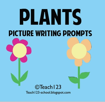 Plant - Picture Writing Prompt