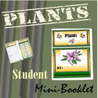 Plant Science Mini Booklet Growth and Changes in Plants PDF