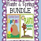 Plants AND Spring Activities Units Bundled