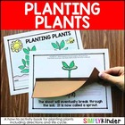 Plants - Interactive Learning Journal {Simply Kinder}