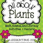 Plants! {Math, Science, and Literacy Activities &amp; Centers!}