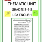 Plants Thematic Unit (Intermediate) for Very Busy Teachers