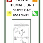 Plants Thematic Unit (Primary) for Very Busy Teachers