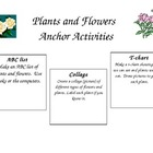 Plants and Flowers Differentiated Thematic Unit