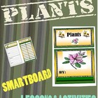 Plants  and Plant Life for Grade 3 Science Smartboard file