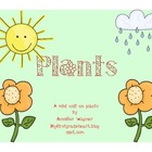 Plants mini Unit---a supplement to your unit on plants!