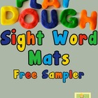Play Dough Sight Word Mats *Free Sampler*