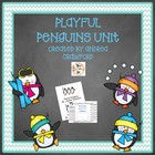 Playful Penguins Book and Unit