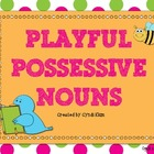 Playful Possessive Nouns Singular and Plural