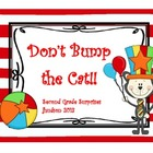 "Please Don't ""Bump"" the Cat!  (Multiplication Facts)"