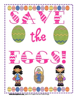 (Please!) Save the Eggs!