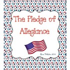 Pledge of Allegiance Posters