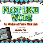 Plot Like Woe: A Unit on Ordered Pairs