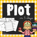 Plot in 5 Days:  Lessons to Teach Plot